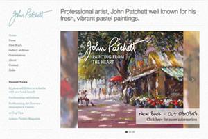 John Patchett - Professional Artist