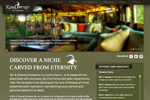 Luxury Safaris in Botswana