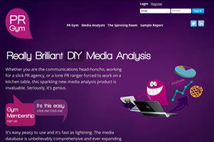 PR Gym - DIY Media Analysis