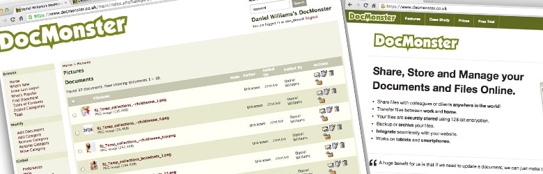 DocMonster - Online Document Management